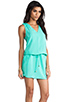 Image 3 of Amanda Uprichard Brittany Dress in Mint