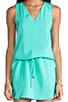 Image 5 of Amanda Uprichard Brittany Dress in Mint