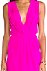 Image 5 of Amanda Uprichard Crystal Dress in Hot Pink
