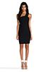 Image 2 of AQ/AQ Felix Mini Dress in Black
