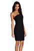 Image 3 of AQ/AQ Felix Mini Dress in Black