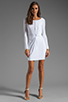 Image 2 of Bailey 44 Masada Dress in White