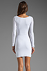 Image 4 of Bailey 44 Masada Dress in White