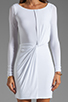 Image 5 of Bailey 44 Masada Dress in White