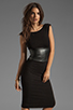 Image 1 of Bailey 44 Aerodynamic Dress in Black