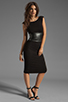 Image 2 of Bailey 44 Aerodynamic Dress in Black