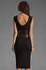 Image 4 of Bailey 44 Aerodynamic Dress in Black