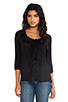 Image 1 of Bailey 44 Tennyson Top in Black