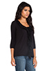 Image 2 of Bailey 44 Tennyson Top in Black
