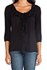 Image 4 of Bailey 44 Tennyson Top in Black