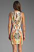 Image 4 of Bardot Rider Print Dress in Multi