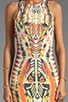 Image 5 of Bardot Rider Print Dress in Multi