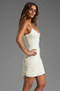 Image 3 of Jack by BB Dakota Maiden Crochet Lace Dress in Ivory