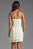 Image 4 of Jack by BB Dakota Maiden Crochet Lace Dress in Ivory