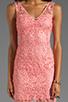 Image 5 of BB Dakota Allium Lace Dress in Pink Lemonade