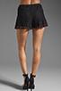 Image 3 of BB Dakota Aniston Lace Skort in Black