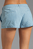 Image 6 of Jack by BB Dakota Anna Cotton Chambray Shorts in Light Blue