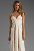 Image 1 of BCBGMAXAZRIA Summer Dress in Rose Whisper