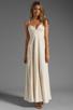 Image 2 of BCBGMAXAZRIA Summer Dress in Rose Whisper