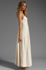 Image 3 of BCBGMAXAZRIA Summer Dress in Rose Whisper