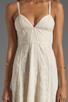 Image 5 of BCBGMAXAZRIA Summer Dress in Rose Whisper