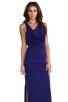 Image 1 of BCBGMAXAZRIA Nicole Dress in Orient Blue