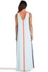 Image 3 of BCBGMAXAZRIA Wilah Dress in Sterling Blue Combo