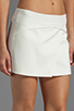 Image 5 of BCBGMAXAZRIA Codie Short in Off White