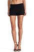 Image 1 of BCBGMAXAZRIA Shorts in Black