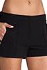 Image 5 of BCBGMAXAZRIA Shorts in Black