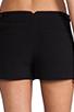 Image 6 of BCBGMAXAZRIA Shorts in Black