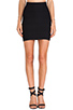 Image 1 of BCBGMAXAZRIA Mini Bandage Skirt in Black