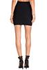 Image 3 of BCBGMAXAZRIA Mini Bandage Skirt in Black