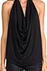 Image 4 of BCBGMAXAZRIA Ebony Top in Black