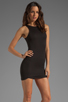 Image 1 of BEC&BRIDGE Estella Mini Dress in Black