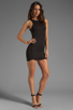 Image 2 of BEC&BRIDGE Estella Mini Dress in Black