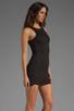 Image 3 of BEC&BRIDGE Estella Mini Dress in Black