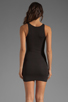 Image 4 of BEC&BRIDGE Estella Mini Dress in Black
