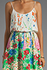 Image 5 of Beyond Vintage Printed Tank Dress in Judy