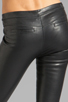 Image 6 of BLANKNYC Vegan Leather Legging in Pussy Cat