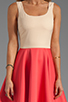 Image 5 of BLAQUE LABEL Dress in Nude/Coral