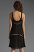 Image 4 of bless'ed are the meek Straight To The Point Dress in Black