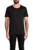 Image 1 of BLK DNM T-Shirt 3 in Black