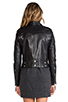 Image 4 of BLK DNM Leather Jacket 1 in Black