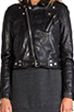 Image 5 of BLK DNM Leather Jacket 1 in Black