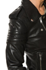 Image 5 of BLK DNM Leather Jacket 8 in Black