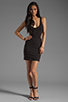 Image 2 of Blue Life Sexy Cut Out Dress in Black