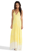 Image 1 of Blue Life Pharoah Long Dress in Sunfade
