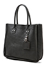 Image 1 of Billykirk No. 235 Leather Tote in Black