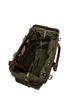 Image 4 of Billykirk No. 165 Medium Carryall in Olive Waxed & Brown
